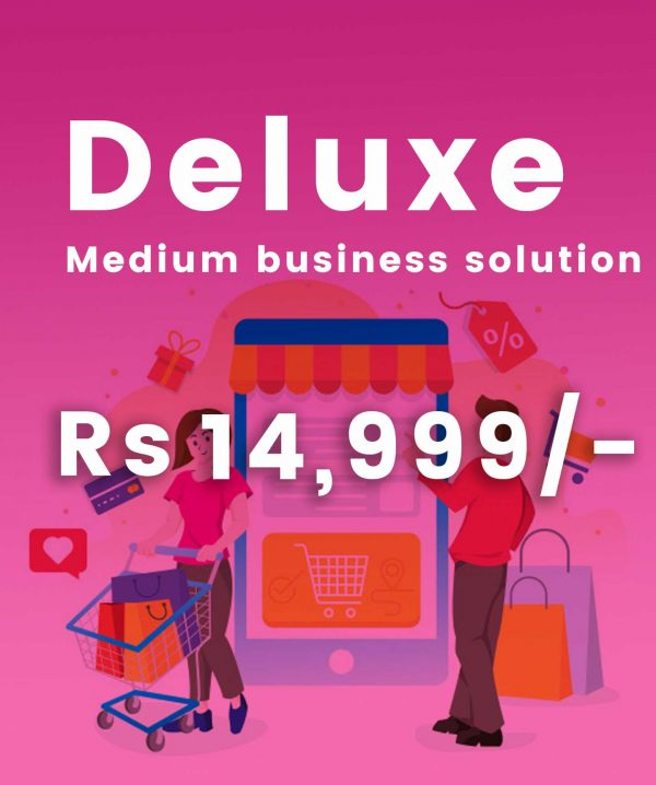 Deluxe Ecommerce Package
