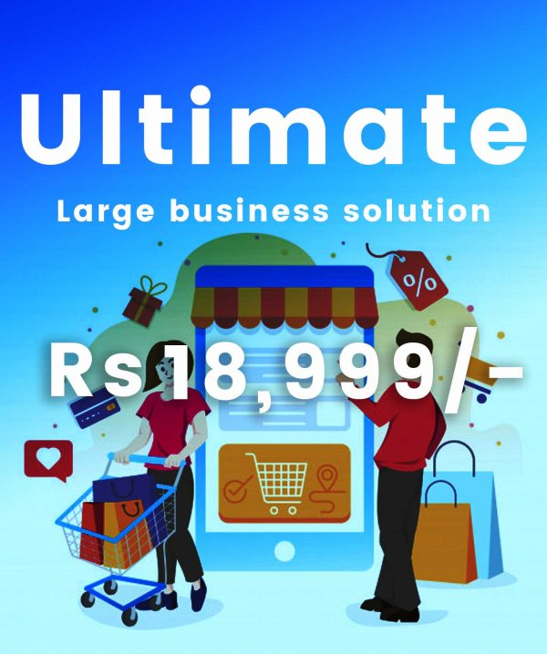 Ultimate Ecommerce Package